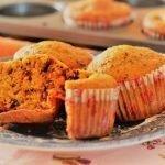 Le Ricette dell'Orto – Muffin alle Carote con Gocce di Cioccolato