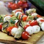 Le Ricette dell'Orto – Spiedini di Verdure Grigliate