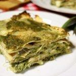Lasagne di Carasau al Pesto di Carciofi