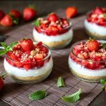 Cheesecake in tazza alle FraGolose